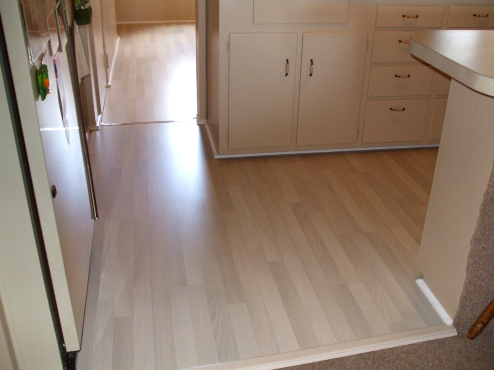 Continuted On Through Step Down Level And Into Back Rooms Highly Durable Laminate